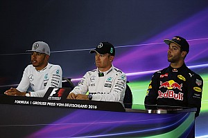 Formula 1 Press conference German GP: Post-qualifying press conference