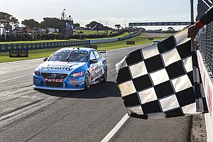 Supercars Race report Phillip Island V8s: McLaughlin takes out final race