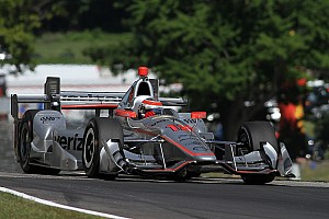 IndyCar Breaking news Tires, not fuel, may decide strategies at Road America