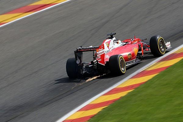 Formula 1 Breaking news Vettel explains Q3 team radio outburst at Spa