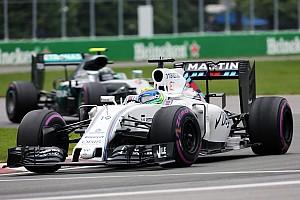Formula 1 Special feature Felipe Massa: Crashes and comebacks in Canada