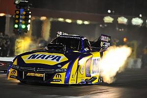 NHRA Preview Denver starts demanding three weeks for NHRA racers