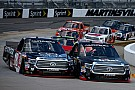 NASCAR Truck Strong showing by Cameron Hayley in Martinsville