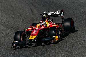 GP2 Testing report Nato, Gasly lead on Day 1 of GP2 Jerez test