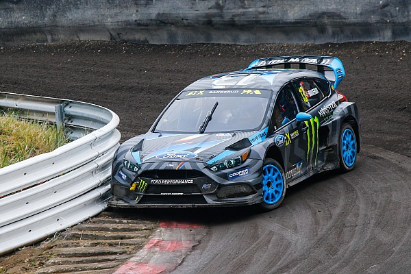 World Rallycross Race report Argentina WRX: Bakkerud takes lights-to-flag win in season finale