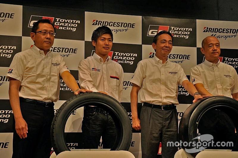 ブリヂストン、スーパーGTベースのタイヤでニュル24Hトップ10を目指す