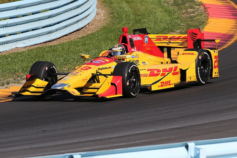 Reay will race for andretti autosport and in dhl colors through 2020