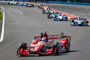 IndyCar Breaking news Hull: Dixon saves fuel using intel, not just technique