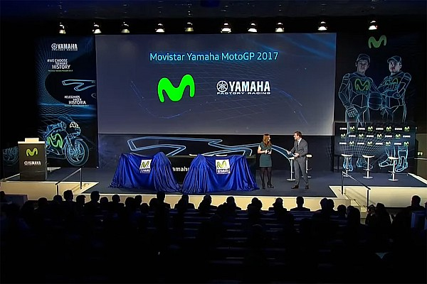 MotoGP BRÉKING MotoGP: Bemutatták a Yamaha 2017-es motorját!