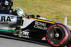 Formula 1 Testing report Barcelona F1 test: Hulkenberg on top as Haas shines