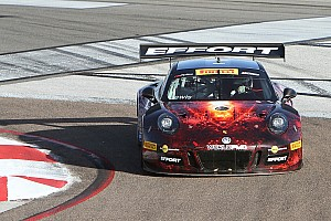 PWC Race report Lewis triumphs again in crash-strewn second GT race at St Pete
