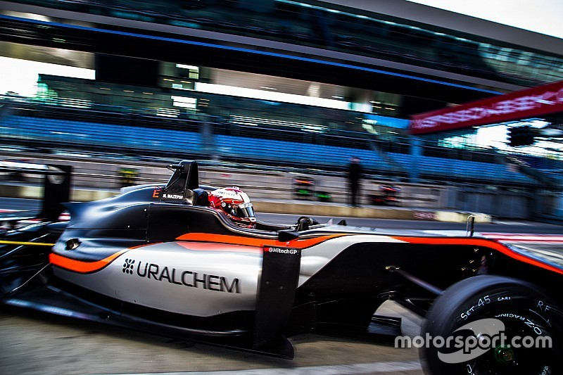 Mazepin picked F3 due to F1 similarities