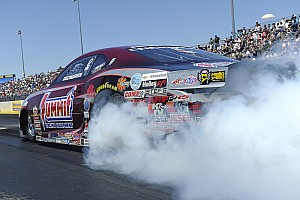 NHRA Preview NHRA's Big Go at Indianapolis sets field for playoffs