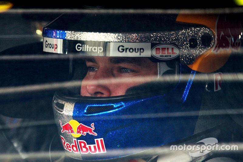 Van Gisbergen joins Carrera Cup field