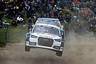 World Rallycross Belgium WRX: Ekstrom beats Loeb to take championship lead