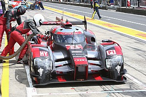 WEC Breaking news Audi says corrected fuel allowance changes nothing