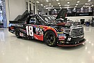 Harrison Burton: Truck debut with KBM a