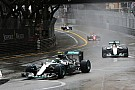 """Formula 1 Rosberg """"baffled"""" by lack of pace in wet around Monaco"""