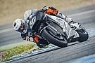 KTM's MotoGP bike completes Jerez test