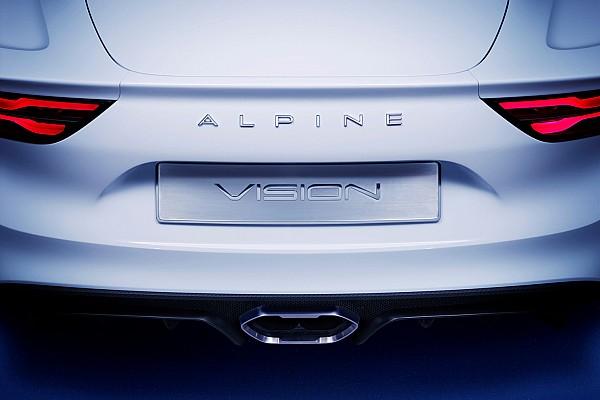 Auto Actualités Le son de la nouvelle Alpine révélé en 10 secondes
