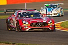 Blancpain Endurance Mercedes-AMG scores podium success in Spa 24-hour race