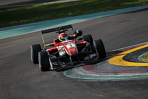 F3 Europe Race report Imola F3: Stroll secures title in crash-filled Race 2