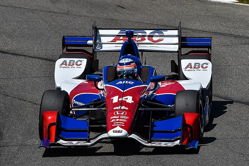 Foyt confirms Munoz and Daly