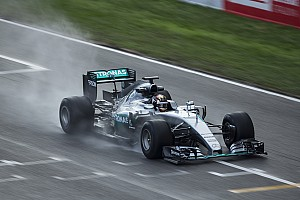 Barcelona F1 test to feature wet running