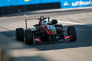 F3 Europe Race report Norisring F3: Hubert survives three restarts for maiden win