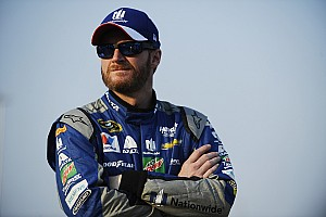NASCAR Sprint Cup Testing report Dale Jr. talks