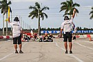 Kart Seven kart categories competing in the 2017 Florida Winter Tour
