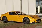 Auto Ferrari SP275 RW, nouveau projet unique de Ferrari