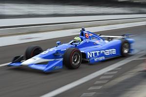 IndyCar Practice report
