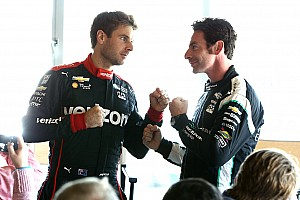 """IndyCar Breaking news Power: """"It's funny how relaxed it's been"""""""