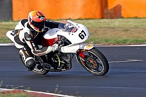 Other bike Race report Chennai Super Sport: Jagan, Raijini score wins for TVS and Racr