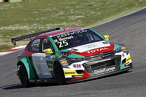 WTCC Testing report Bennani finishes Vallelunga test fastest