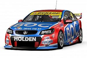 V8 Supercars Breaking news New car, paint for Jason Bright