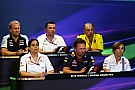 Formula 1 Belgian GP: Friday's press conference