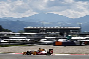 GP2 Practice report Red Bull Ring GP2: Giovinazzi leads Prema 1-2 in practice