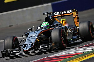 Formula 1 Qualifying report Sahara Force India continued its good run of form on qualifying for the Austrian GP