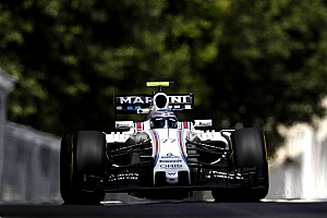 Formula 1 Practice report Baku: An interesting track for the Williams cars