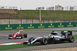 Formula 1 Breaking news Ferrari: Gap to Mercedes is just one tenth