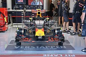 Formula 1 Analysis Bite-size tech: Red Bull RB12 front brake drum