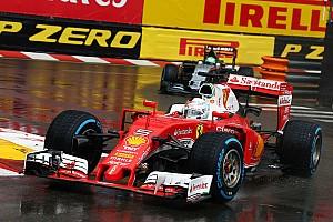 Formula 1 Race report Monaco Grand Prix – Vettel fourth, Raikkonen retires