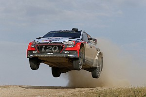 WRC Leg report Italy WRC: Neuville marching towards victory with two stages left