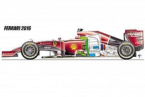 Anteprima Ferrari: doppio intercooler e frizione nel cambio!