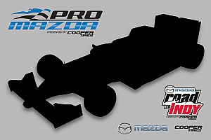 Pro Mazda Breaking news Tatuus PM-18 Pro Mazda to be unveiled at PRI Show