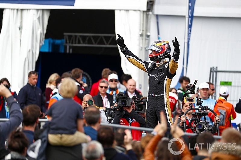 Jean-Éric Vergne est champion du monde - Fil Info - Auto/Moto