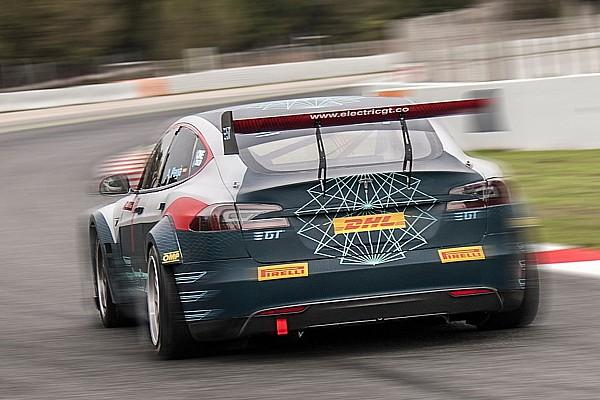 Auto Actualités VIDÉO - La Tesla Model S GT poursuit sa préparation