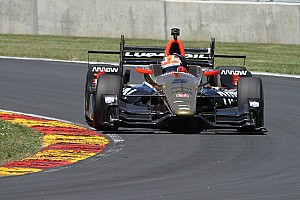 IndyCar Breaking news Harvey and Claman De Melo to test for SPM at Mid-Ohio